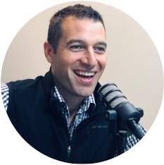 Doug Shapiro host of Imagine a Place Podcast