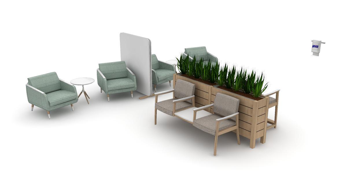 Evergreen, Heya, Intermix planter, Mile Marker, Modern Amenity, Modern Amenity easy access, ...