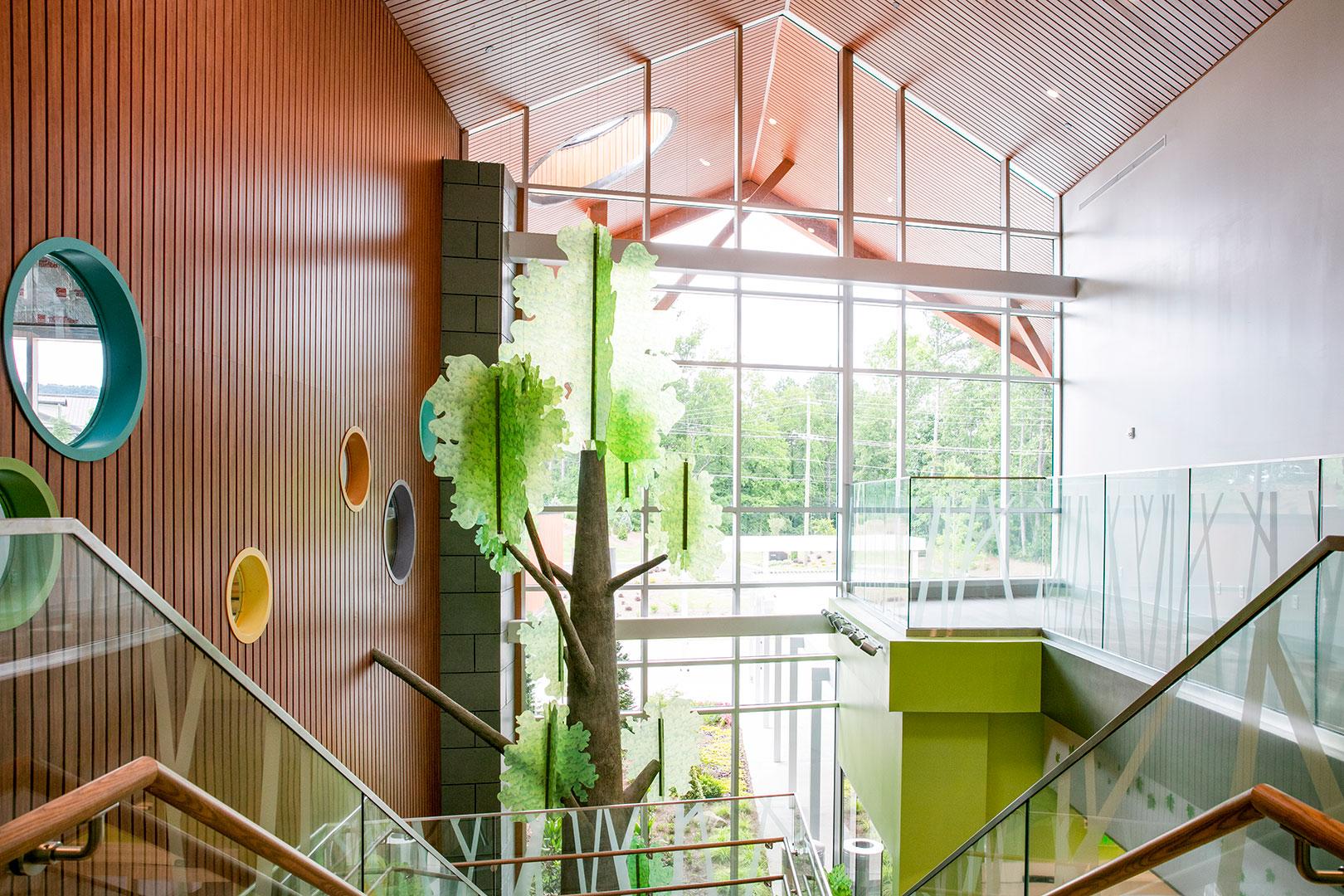 ASCI as a treehouse
