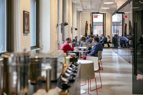 Connecting with the leaders of Convene on the changing nature of work