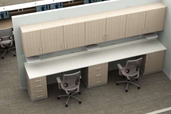 Administrative spaces & physician's offices