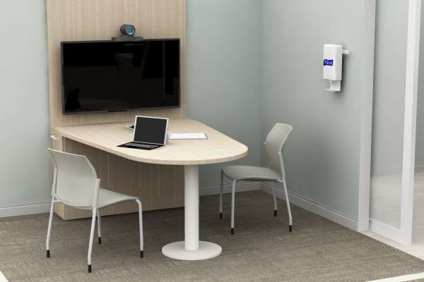 Telehealth / consult spaces