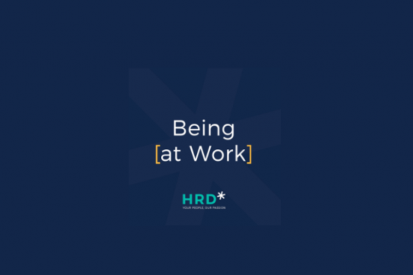 "Ryan Menke joins Andrea Butcher of HRD Advisory Group on the ""Being at Work"" podcast"