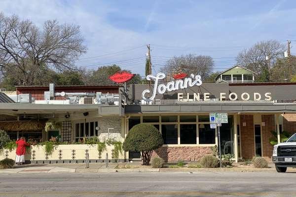 Restaurant in Austin, Texas