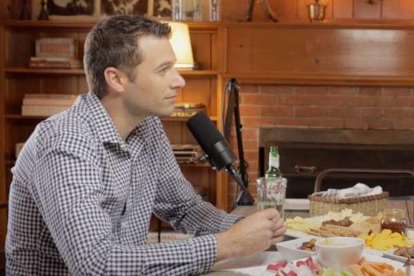 Doug Shapiro, host of the Imagine a Place podcast