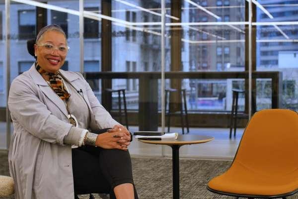 Cheryl Durst, CEO of IIDA
