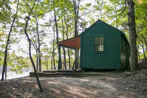 Ox-Bow cabin in Saugatuck, Michigan