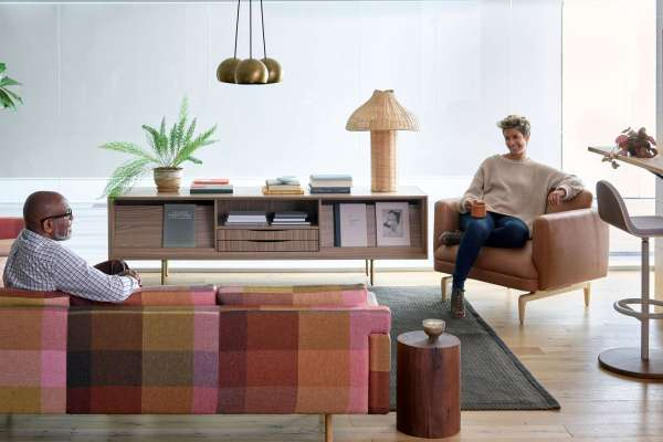 Beyond New Products, OFS Returns To Neocon Elevating Equity in Design