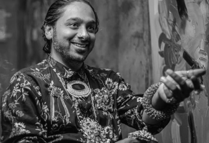 Raghava KK on the Imagine a Place podcast by OFS