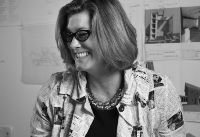 Kay Sargent of HOK on the Imagine a Place podcast