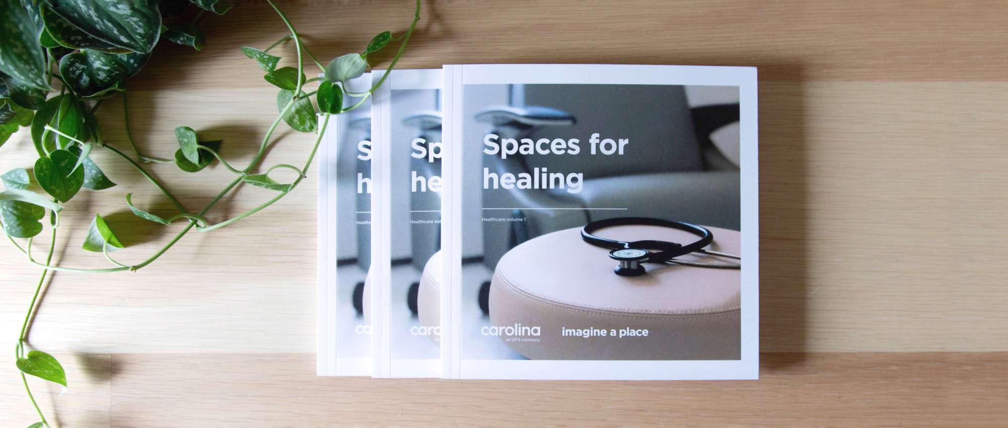 Healing Spaces Lookbook