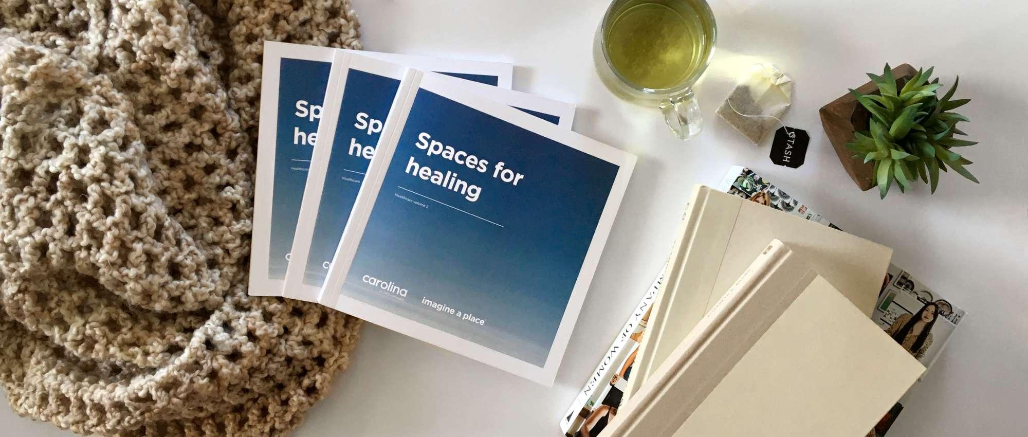 Healing Spaces Lookbook