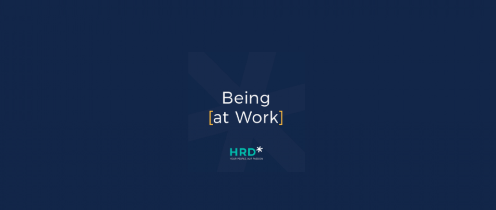 """Ryan Menke joins Andrea Butcher of HRD Advisory Group on the """"Being at Work"""" podcast"""