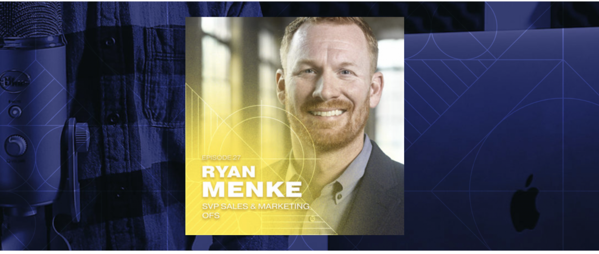 "Ryan Menke joins Tim Bouchard of Luminus on the ""Building Brands"" podcast"