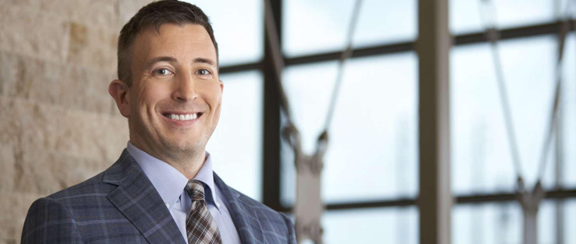 Meet Bryan Ashley's new Vice President of Sales