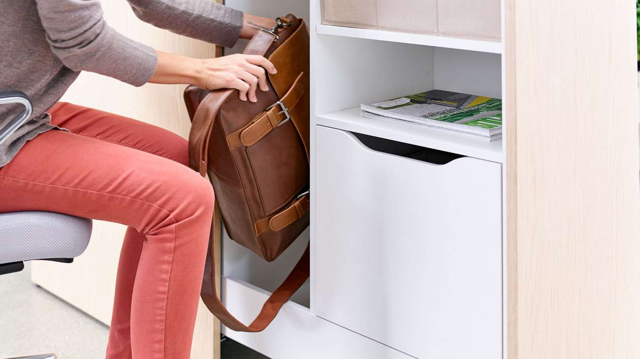 Staks Slide-Out Storage