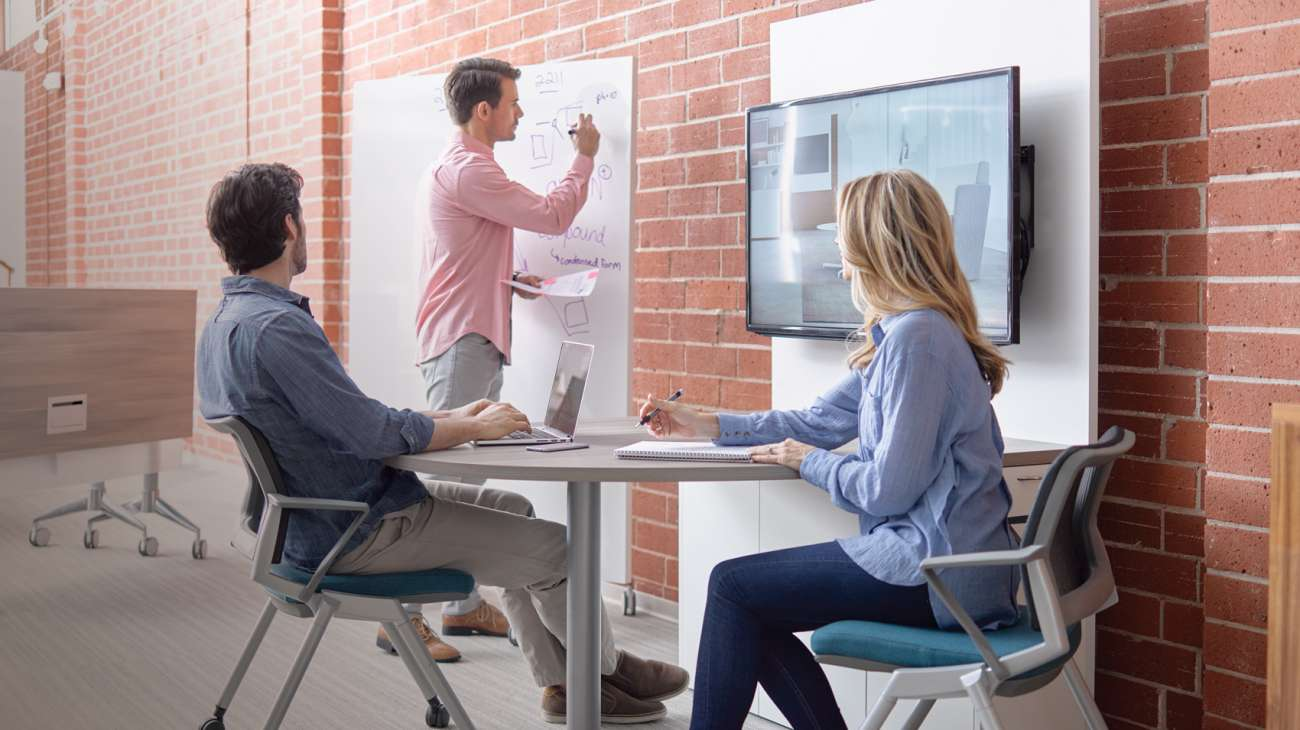 Intermix screen, Intermix collaborative, and Flexxy