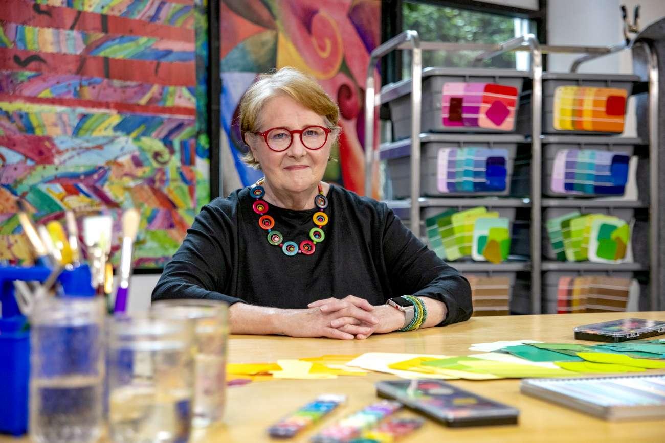 Barbara Chandler Allen, founder of Fresh Artists