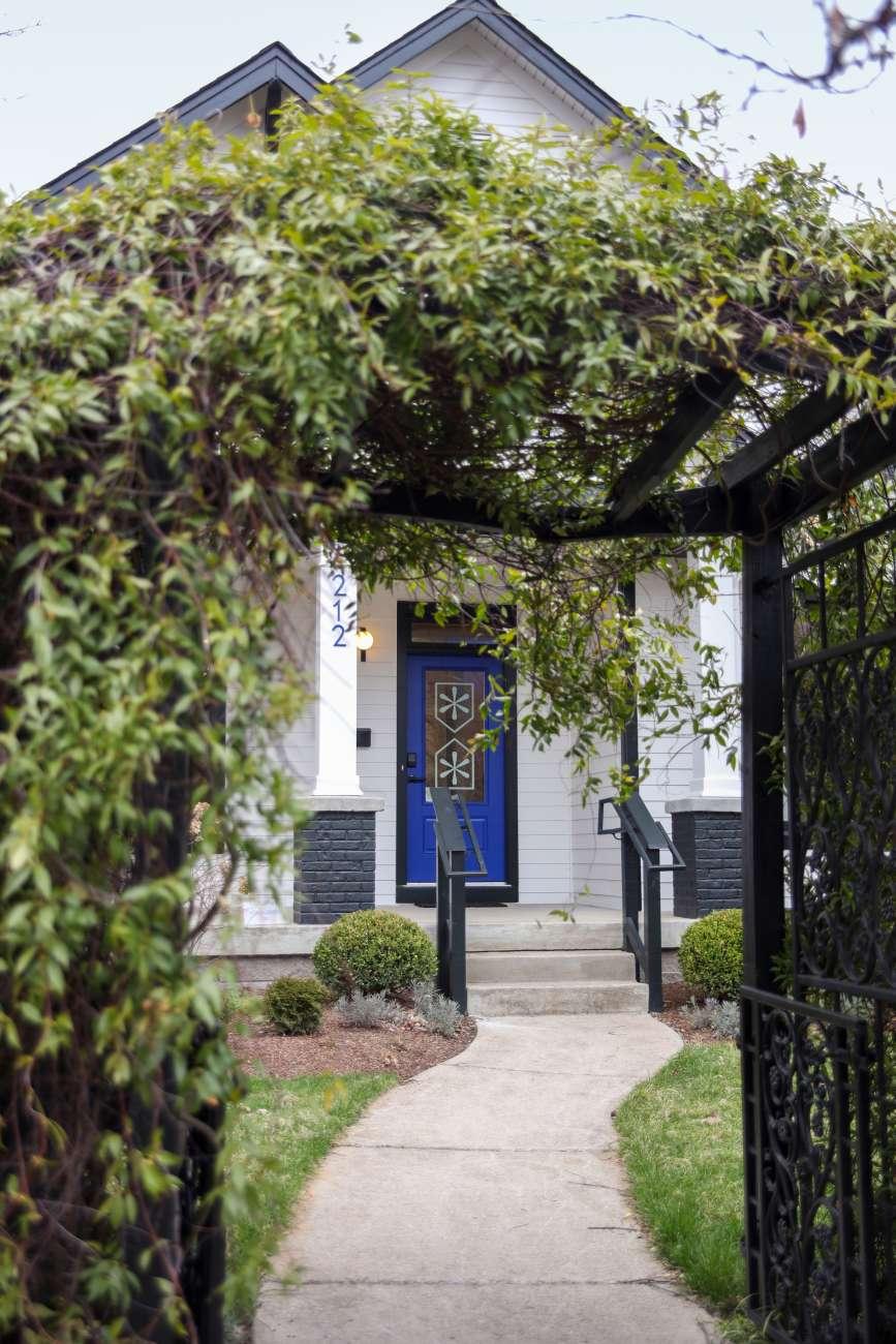Of Note Nashville house for influencer marketing