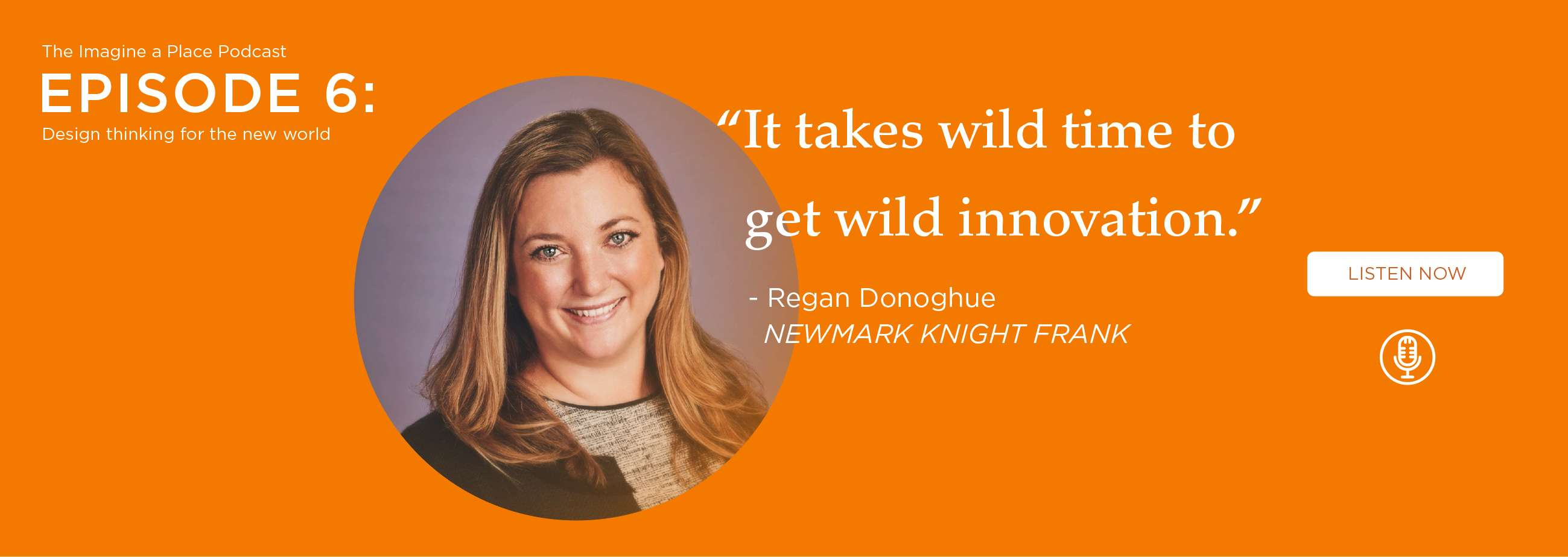 Regan Donoghue (SimConsults): Design thinking for the new world. - Ep. 06
