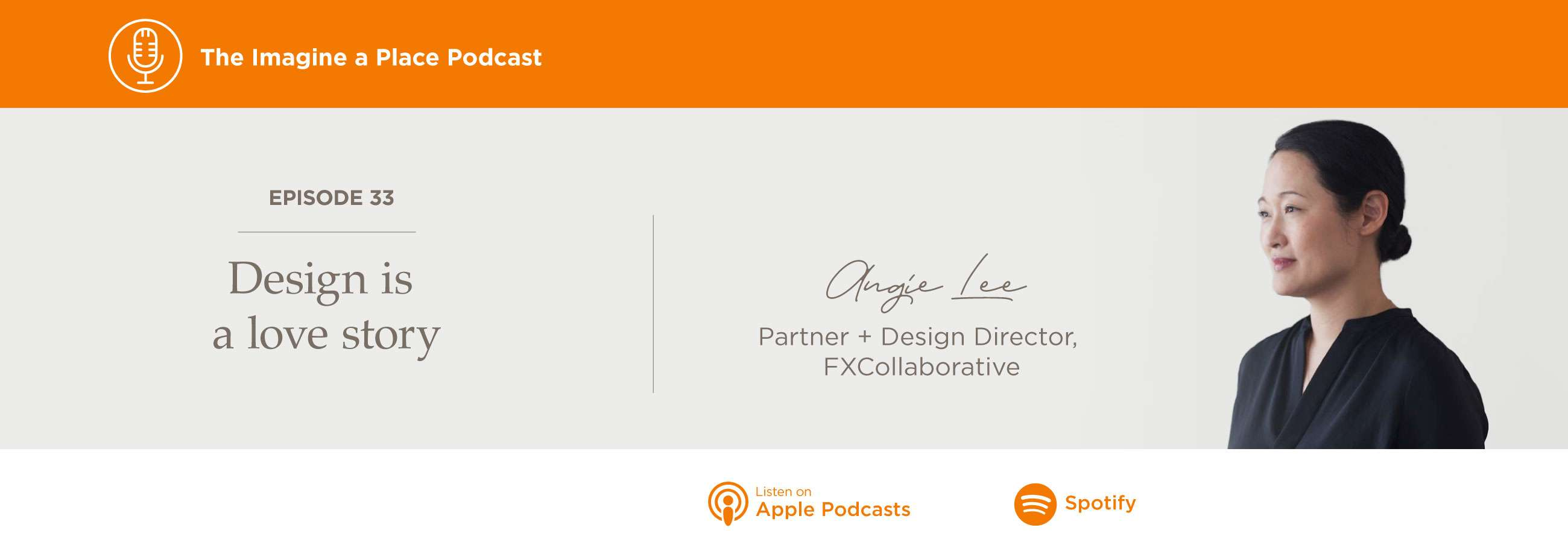 Imagine a Place Podcast with Angie Lee of FXCollaborative
