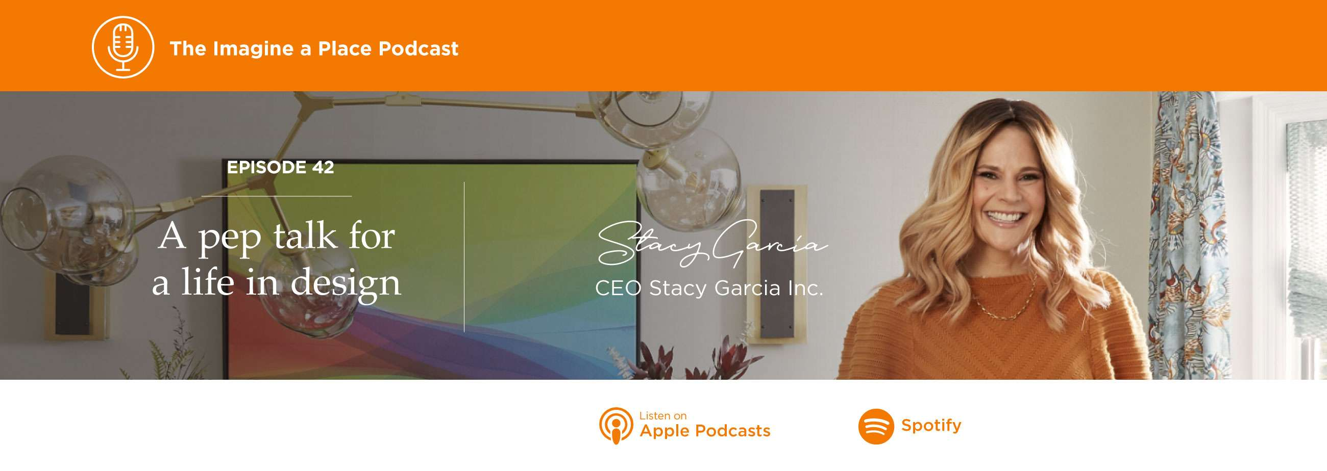 Imagine a Place Podcast with Stacy Garcia
