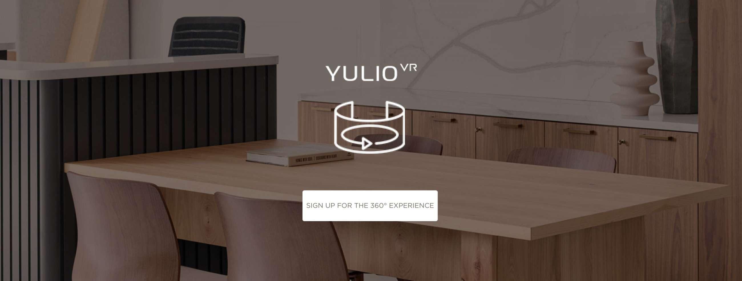 OFS Yulio experience New York showroom