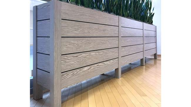 Intermix Planter Boxes