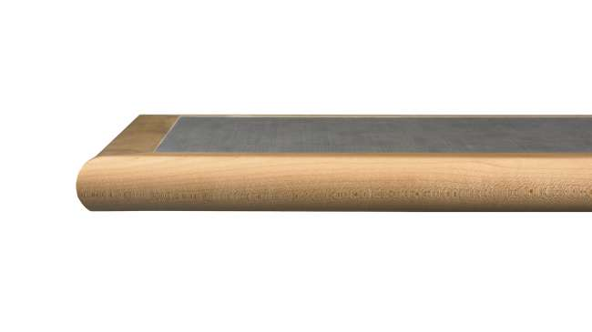 Veneer/HPL Top - Wood Edge