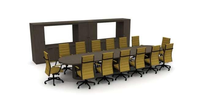 Meeting Room and Sleek