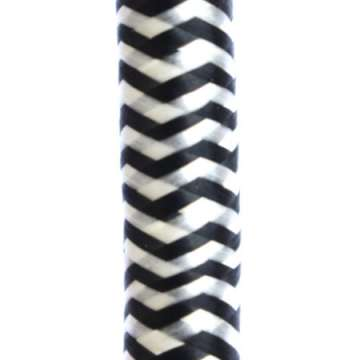 Chevron Black/White