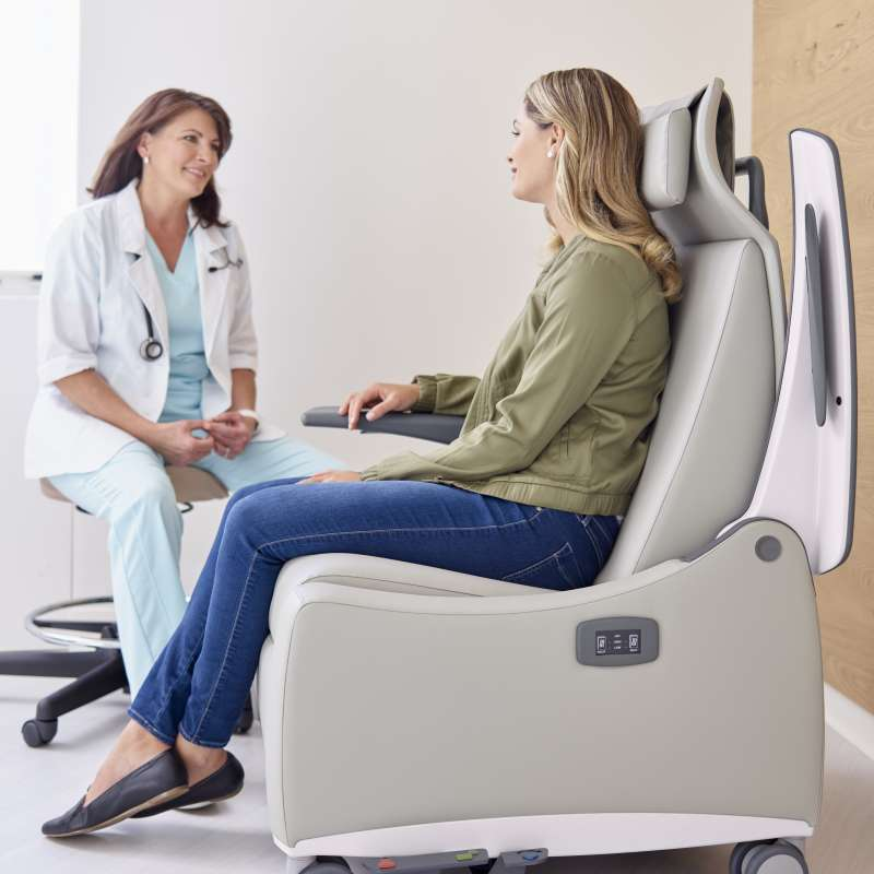 Lasata and Physician Stool